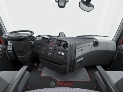 """Turime daugiau informacijos apie naujus """"Renault"""" sunkvežimius. Ką gamintojas patobulinto?"""