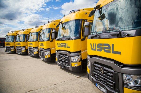 Największe zamówienie w historii węgierskiego transportu. Ile Waberer's wyda na nowe ciężarówki?