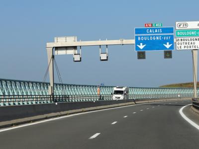 Prace drogowe na autostradzie w okolicach Dunkierki. Zobacz, gdzie wystąpią utrudnienia