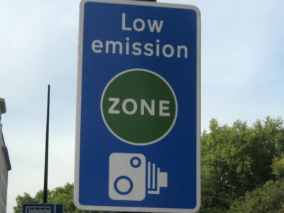 Birmingham's Clean Air Zone begins June 1st; some HGVs to be charged £50