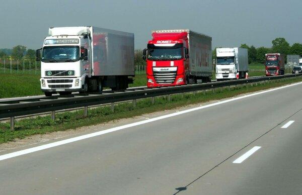 Tarifele pentru transportul rutier în Europa au crescut în primul trimestru. Care sunt rutele cu cre