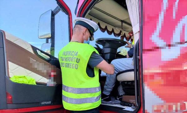 Kary za korzystanie z wyłącznika tachografu za niskie? Zobacz, gdzie w Europie oszuści są traktowani