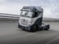 Daimler Trucks делает ставку на водородные элементы. Первые испытания прототипа грузовика уже ведутся