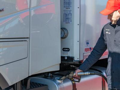 Альтернативное топливо HVO гарантирует снижение эксплуатационных расходов и помогает сократить выбросы до 85 проц.