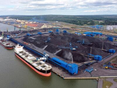 Baltarusija nori savo eksporto krovinius krauti Rusijos uostuose ir prie Juodosios jūros
