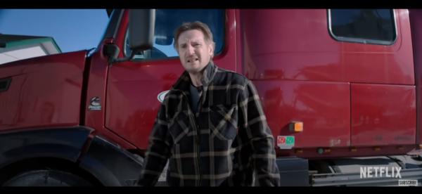 Liam Neeson jako bohaterski kierowca ciężarówki. To od niego będzie zależało życie kilkudziesięciu o