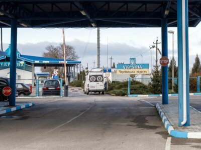 В Молдавии возобновили работу пограничные пункты пропуска на границе с Украиной и Румынией