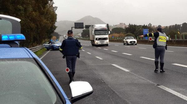 """Массовые проверки грузовиков в Европе. Это второй рейд """"Truck & Bus"""" в этом году"""