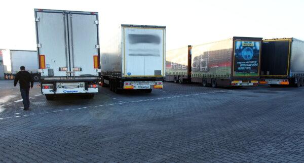 Zakazy ruchu ciężarówek 13 maja. Sprawdź, gdzie w tym dniu nie pojedziesz