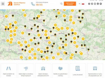 Создан новый сайт для водителей, ездящих по Польше. Он содержит полезные инструменты для перевозчиков