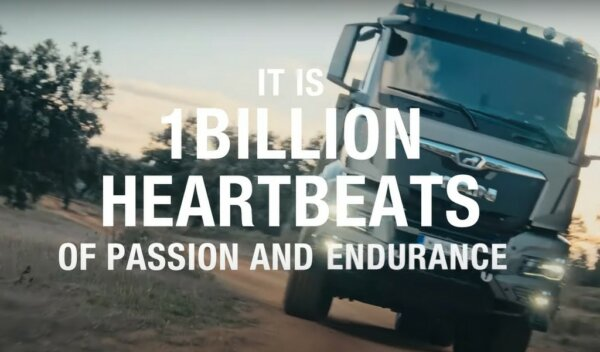 MAN celebrates trucking profession in glorious video promoting new competition