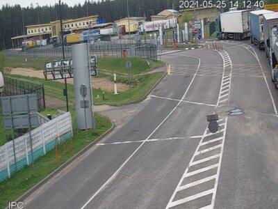 На границах в ЕС – очереди из 2300 грузовых транспортных средств
