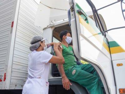 Вакцинация для водителей должна быть обязательна. Срочный призыв IRU