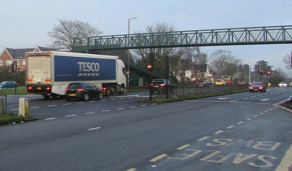 Thieves pull off heist of cigarettes and tobacco from Tesco HGV en route to Blackpool