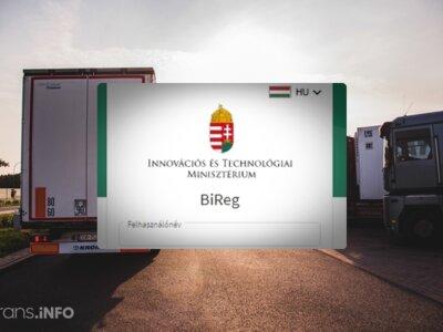 Nyakon kell csípni az engedélyekkel simliző külföldi fuvarozókat – ehhez tovább kell fejleszteni a BiReg-et