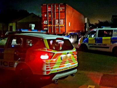 Rabunek ładunku z ciężarówki jak kradzież okularów? Wzywają rząd do poważniejszego traktowania takich przestępstw