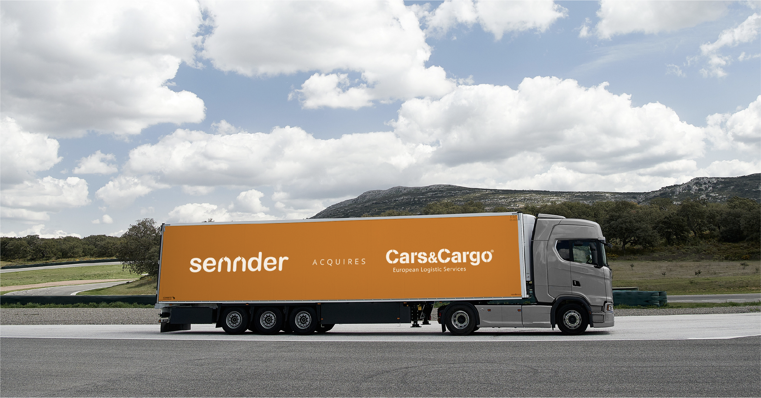 sennder acquires Dutch-based transportation firm Cars&Cargo