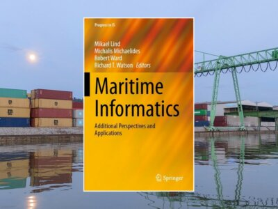 Maritime informatics moves up another gear with 2nd book published by Springer
