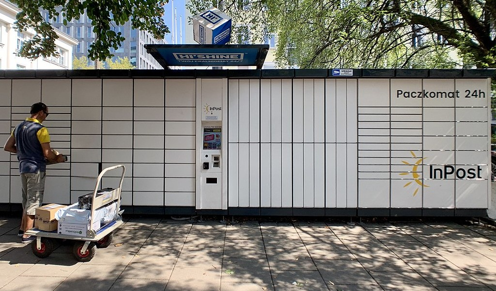 InPost invests £100 million to have 10,000 parcel lockers operational in the UK by 2023