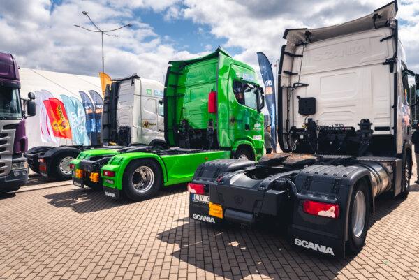 Kurie sunkvežimiai bus patikimiausi po kelerių metų? Techninės apžiūros kontrolierių vilkikų nagrinė