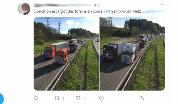 Kolejny strajk we Francji. Tym razem sparaliżowany ruch na północy kraju