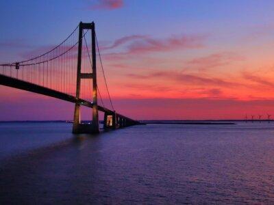 Utrudnienia na moście łączącym duńskie wyspy. Możliwe nawet całkowite zamknięcie