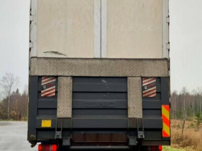 Truck driver fined after driving for almost 24 hours using 3 tachograph cards