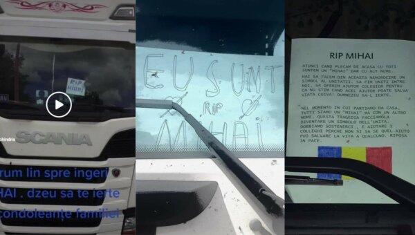 Kolejna tragedia na parkingu. A protest po śmierci Rumuna zatacza coraz szersze kręgi