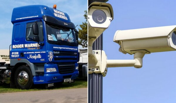 Another British haulier set for dispute with Parking Eye over false fines