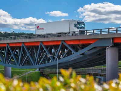 Girteka Logistics снижает стоимость транспортных услуг. «Это способ ограничить пустые прогоны»