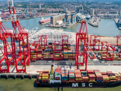 MsC to open new transport yard at Liverpool Port