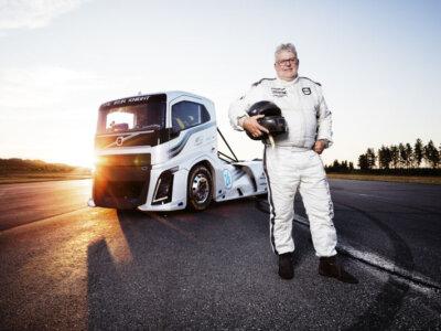 Care este cel mai rapid camion din lume?