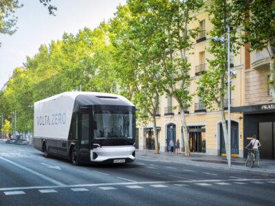 Volta Trucks Deutschland-Premiere
