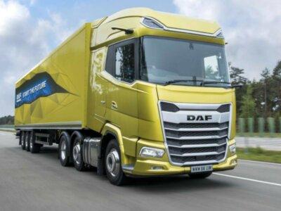 Экономия топлива и больше места – узнайте, что еще могут предложить новые грузовики DAF