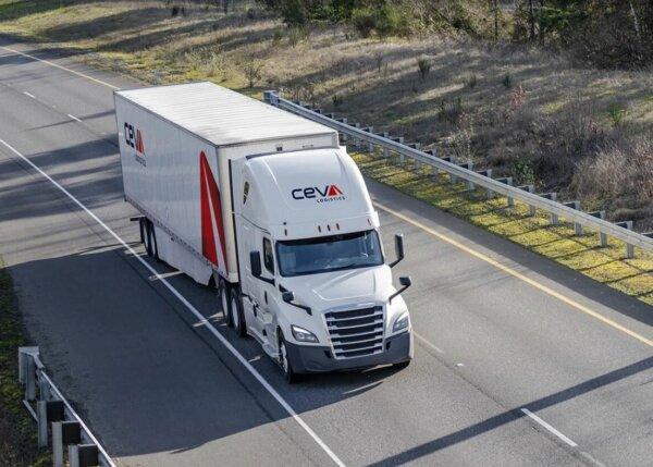 CEVA Logistics bietet verbesserte Visibilität von Ground und Bahntransporten durch globale Kooperati