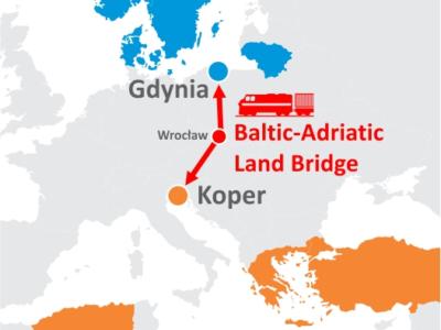Sojusz kolejowy operatorów działających w Polsce i na południu Europy. Efekt? Łączony serwis intermodalny