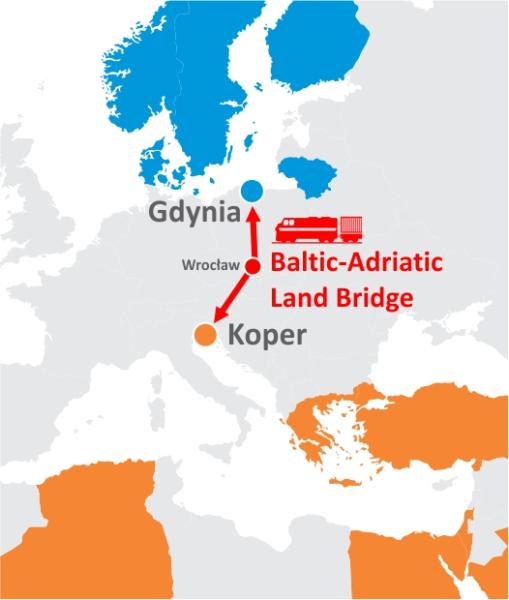 Sojusz kolejowy operatorów działających w Polsce i na południu Europy. Efekt? Łączony serwis intermo