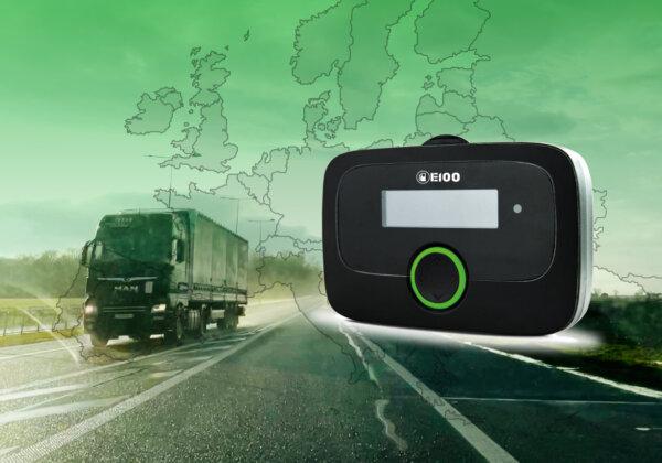 Wszystkie drogi europejskie w jednym urządzeniu do opłat drogowych