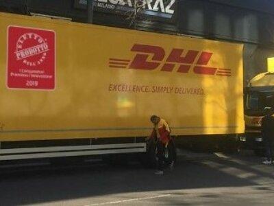 Jedna ze spółek DHL Supply Chain oskarżana o oszustwa podatkowe. Skonfiskowano jej towar wart miliony