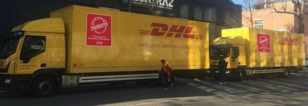 Jedna ze spółek DHL Supply Chain oskarżana o oszustwa podatkowe. Skonfiskowano jej towar wart milion