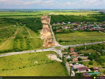 Infrastructură I Lucrări în ritm de melc pe Drumul Expres DX12