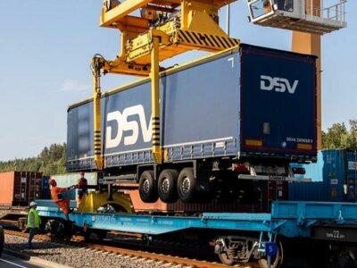 """""""LTG Cargo"""" gegužę pervežė daugiau krovinių. Labiausiai augo intermodalinių krovinių apimtys"""