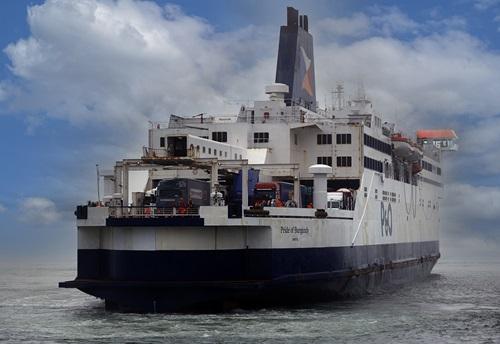 P&O's Pride of Burgundy returns to Dover-Calais route
