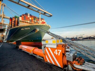 Port w Rotterdamie wprowadza dodatkową opłatę. Zobacz ile trzeba będzie dopłacić
