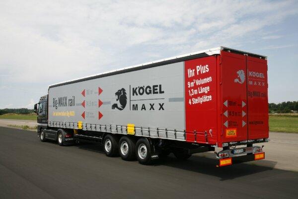 """Vokiečiai nori 15 metrų priekabų visoje Europoje. """"Tai realios vežėjų santaupos"""""""