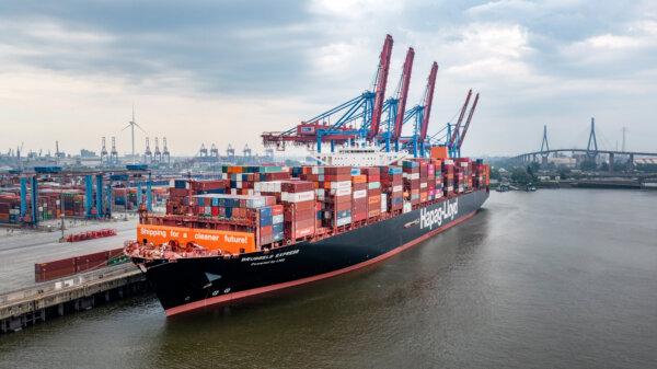 Hapag übernimmt Maersk-Anteil am Terminal Wilhelmshaven