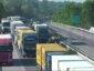 Опасное торнадо в Чехии. Часть автомагистрали D2 все еще закрыта. Формируются пробки