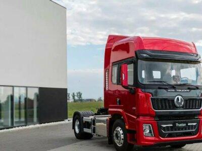 """A demarat producția celui de-al doilea model al camionului românesc produs de ATP Trucks: """"Dacă pe piața de profil se practică dotarea camioanelor cu cabine ieftine, iată că noi putem să asigurăm cabine de top, fără depășirea bugetelor"""""""