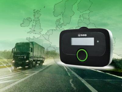 Visi Europos keliai viename mokėjimo už kelius įrenginyje