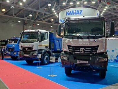 Сергей Когогин: Камаз планирует продать в 2021 г. больше 40 тысяч грузовиков